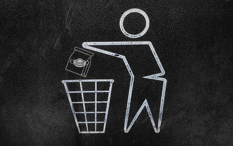 Smaltimento rifiuti covid